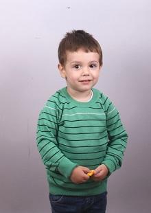 Child  sweater model 1212372V3100