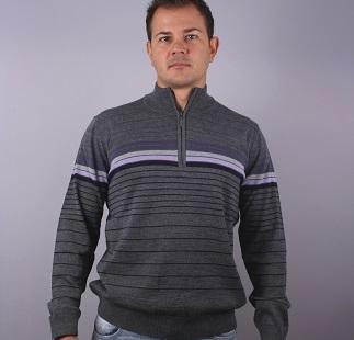 Man Sweater troer whit stripe model 1114728T3750