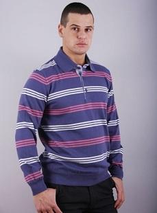 Мъжка риза с копчета модел 1314351B3720